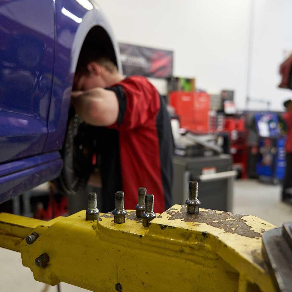 Brake - Service 01