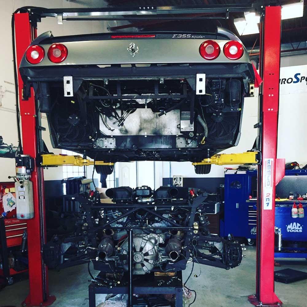 Mechanical Repair - Service 01