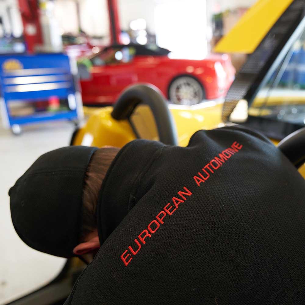 Mechanical Repair - Service 02