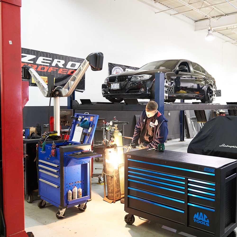 Mechanical Repair - Service 04